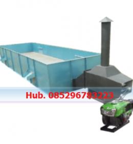 Mesin Box Dryer - Mesin Pengering Jagung Kap. 3000-4000 Kg per Proses Tanpa Pengaduk