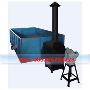 Mesin Box Dryer - Mesin Pengering Jagung Kap. 750 Kg per Proses Tanpa Pengaduk