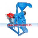 Mesin Giling Padi Jadi Beras - Rice Mill FS-MGP-100