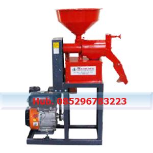 Mesin Giling Padi Jadi Beras - Rice Mill FS-MGP-400
