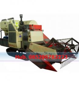 Mesin Pemanen Padi - Mesin Combine Harvester KMU 3.2