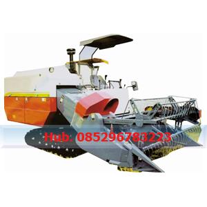 Mesin Pemanen Padi - Mesin Combine Harvester KMU 4.2, Untuk Padi dan Jagung
