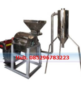 Mesin-Penepung-Jagung-With-Cyclone-Mesin-Hammer-Mill-With-Cyclone-Material-Stainless-Steel
