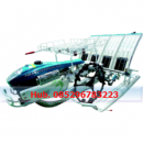 Mesin tanam padi-Rice Transplanter