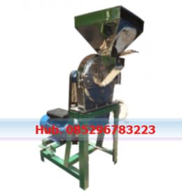 Mesin Penepung Beras Jadi Tepung Mesin Disk mill Stainless Steel Kapasitas : 55 kg jam