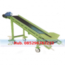 Mesin Conveyor 2 - Mesin Pengangkut Arang Batok Untuk Briket Arang