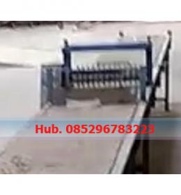Conveyor Produksi Briket Arang Batok