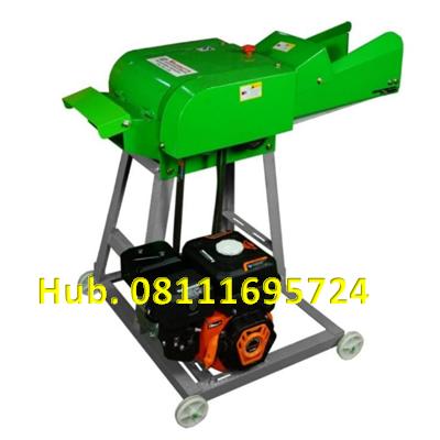 Mesin Pencacah Rumput - Mesin Chopper Rumput Kap. 400-600 kg per jam