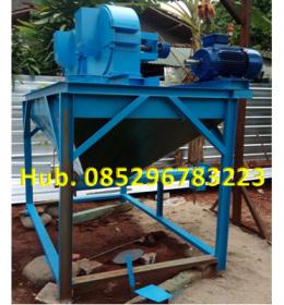 Mesin Penepung - Mesin Diskmill Arang - Mesin Crusher Arang Batok