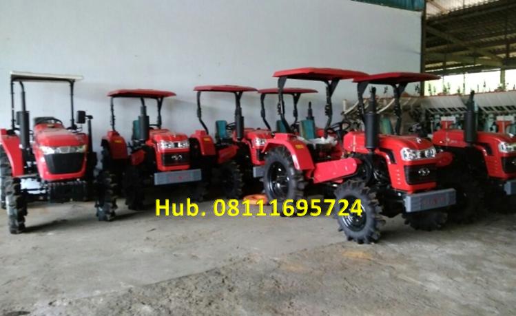 Traktor 40 HP II - Traktor 4 Roda