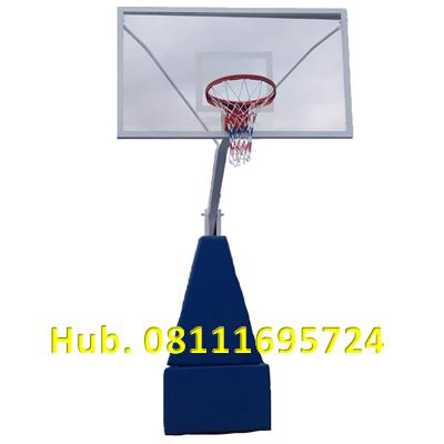 Ring Basket Portable Dapat dilipat Hidrolik Manual 400 px