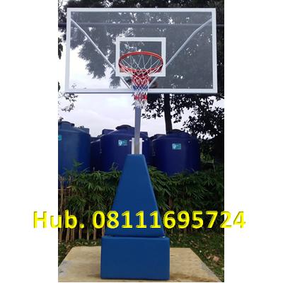 Ring Basket Portable Hidrolik Otomatis Dewasa Standard NBA 400 px