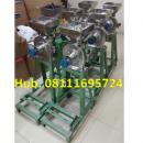 Mesin Penepung Jagung Disk mill FFC15 Stainless Steel Giling Tepung Jagung Tanpa Mesin Penggerak