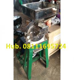 Mesin Penepung Jagung Disk mill DSS 23 Stainless Steel Giling Tepung Jagung