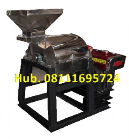 Mesin Penepung Jagung - Mesin Hammer Mill Stainless Steel