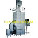 Mesin Pengering Jagung - Mesin Vertical Dryer Kapasitas 3.5 Ton/Proses
