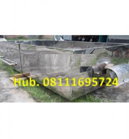 Mesin Pengering Rumput Laut (Model Box Dryer)