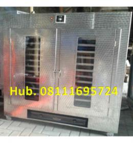 Mesin pengering - 2 Pintu 180 cm (Stainless Steel)