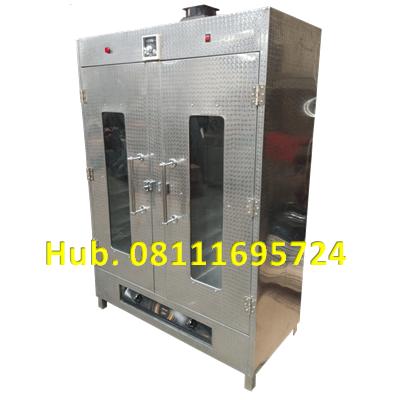 Oven Pengering - Mesin Pengering 60 Rak (Material Stainless Steel)